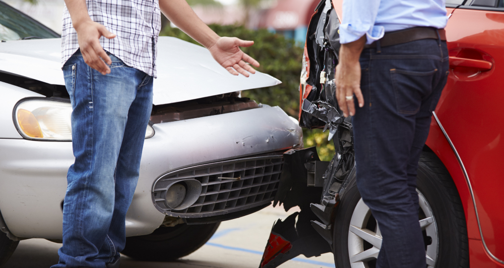 collision coverage is key in a car accident
